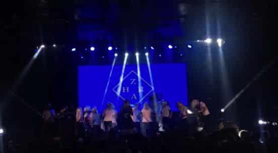 crónica concierto Zahara La Riviera