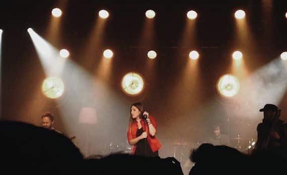 conciertos La Riviera enero