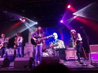 concierto Corizonas en La Riviera de Madrid