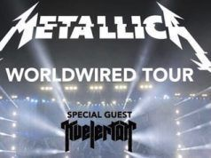conciertos Metallica en Madrid