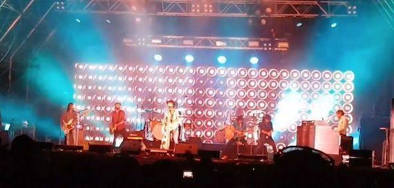 conciertos pop Madrid