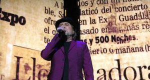 concierto Sabina en Madrid