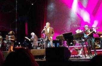 Bryan Ferry en concierto Madrid