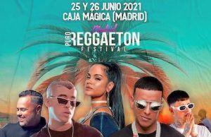 Festival Reggaeton Madrid