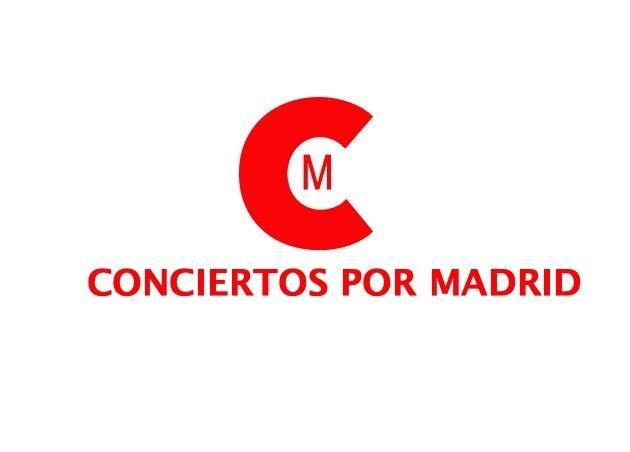 Conciertos Madrid