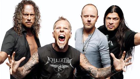 Metallica Madrid 2022